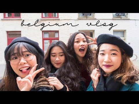 We Went To Belgium