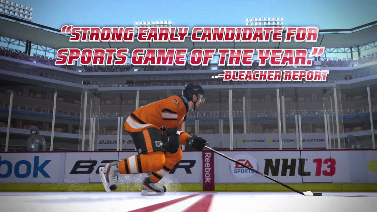 nhl 13 in stores now 910 gametrailers youtube