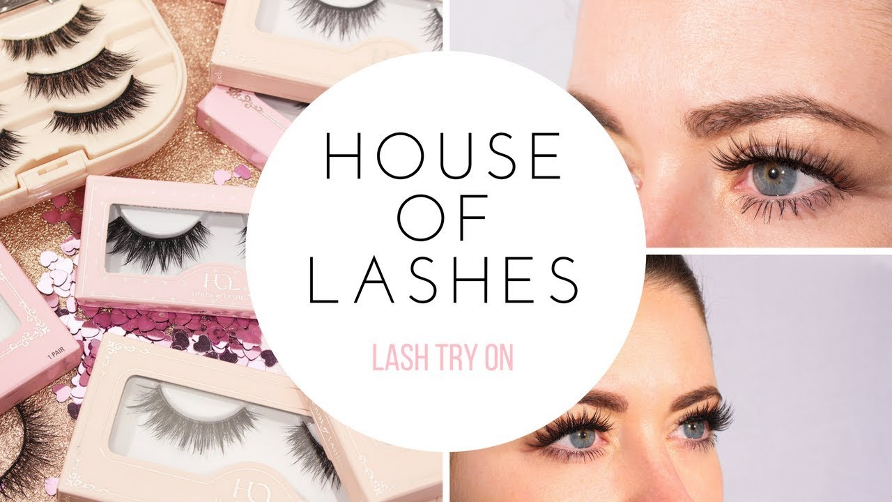 223989211bc BEST SELLING HOUSE OF LASHES TRY ON: ICONIC, ICONIC MINI & BOUDOIR ...