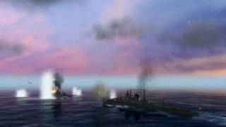 Pacific Storm In Game Action