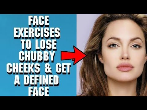 face exercises to get perfect jawline 100 working2020