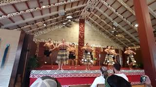 Most beautiful song that I heard. Polynesia Cultural Center Hawaii