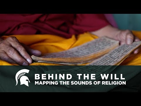 Mapping the Sounds of Religion