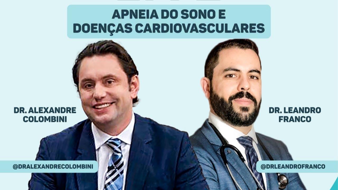 Live 08/05/20 - Apneia do Sono e Doenças Cardiovasculares