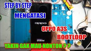 cara atasi oppo F7 hang logo NO PC & SD card mudah hanya di butuhkan wifi untuk menghubungkan hp ke .