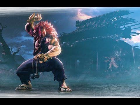 Street Fighter V - Character Story [Akuma]