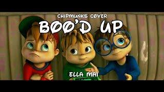 Ella Mai - Boo'd Up (Chipmunks Cover) Video