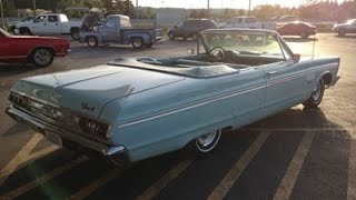 1965 Plymouth Fury 3 Convertible Part4 - Classic Car Addiction