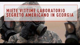 PTV Speciale: Miete vittime laboratorio segreto americano in Georgia