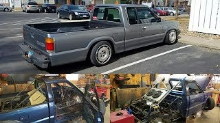 Drift Truck Cage and Radiator/Stance for the Daily!