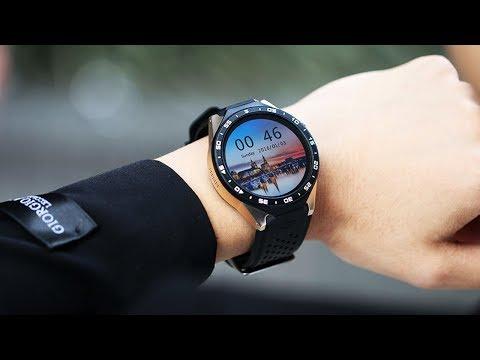 ЛУЧШИЕ СМАРТ-ЧАСЫ С АЛИЭКСПРЕСС Smart Watch KW88| Посылка из Китая