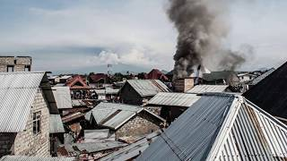 Более 20 человек погибли при крушении пассажирского самолета в Конго