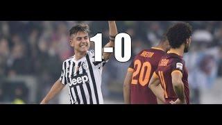 JUVENTUS 1-0 ROMA: QUANDO SI HANNO PIU' CAMPIONI... E SONO 11 DI FILA!!!