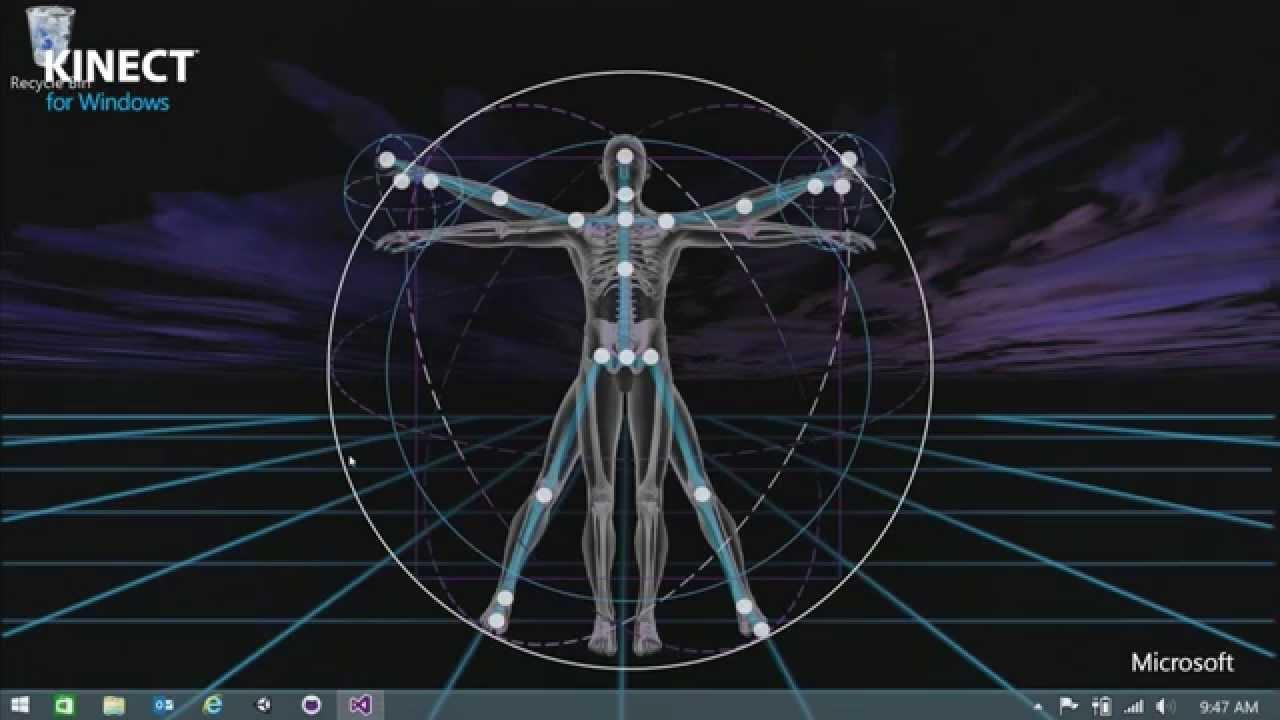 Kinect Evolution Deep Dive