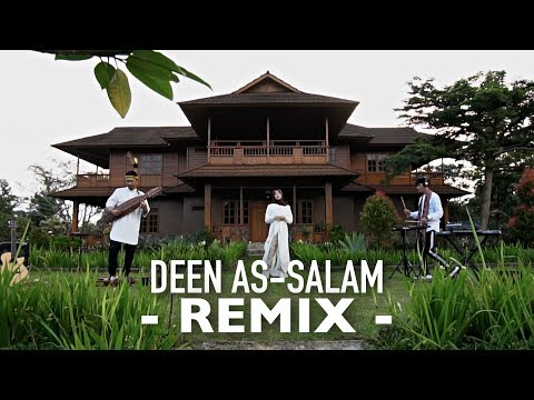 Deen Assalam (Sulaiman Al-Mughni) Versi EDM Cover By ALFFY REV Ft Tiffany Kenanga & Gregorius Argo