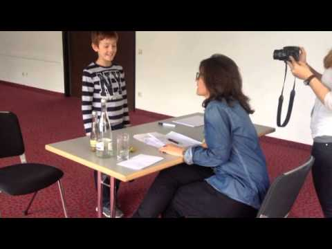 Behind the Sunglasses | Kinderfilmfest Caroline Link Casting
