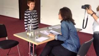 Behind the Sunglasses | Kinderfilmfest Caroline Link Casting