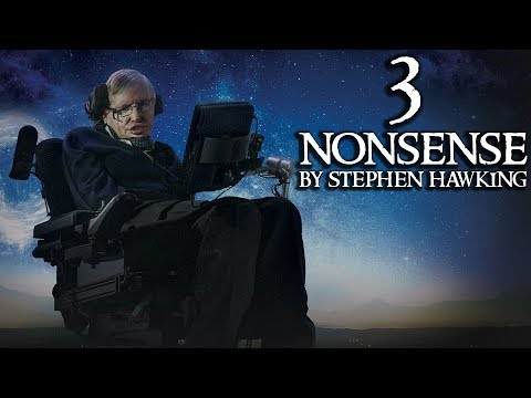 3 great mistakes by Stephen Hawking in his Career