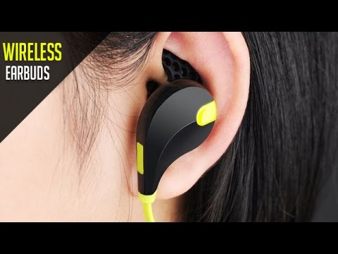 Top 5 - Best Wireless Earphones | Bluetooth Earbuds