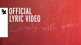 Zack Martino feat. Jay Mason - Lonely With You (Official Lyric Video)