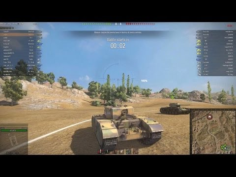 World of Tanks - Excelsior Tier 5 Premium Heavy Tank - Gold Digger