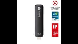 ASUS Mini PC Chromebit CS10 unboxing and technical details