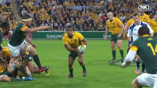 The Rugby Championship 2016 Rd 3: Australia v South Africa