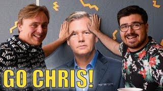 You guys, Chris Hansen needs our help.