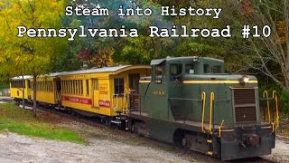Steam Into History - A Day with Diesel  10