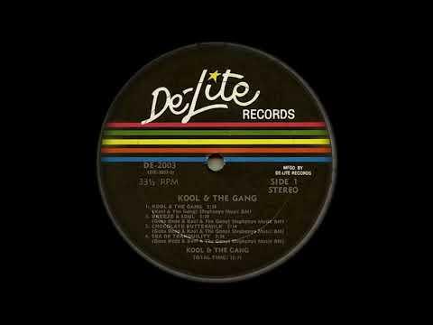 """Kool & The Gang - """"Kool & The Gang"""" 1970"""
