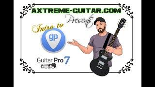 Intro to GuitarPro Software