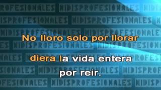 DEMO KARAOKE MIDI MP3 // Sin Sentimiento - Salsa - Grupo Niche - Sec Tobias Daza