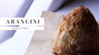 ARANCINI DI RISO AL FORNO FATTI IN CASA- Ricetta siciliana