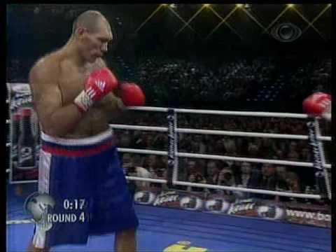 Holyfield vs Valuev Part2 - 20/12/08 - Band