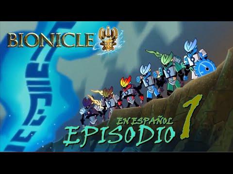 Bionicle 2015  Episodio 1 La Profecía de los Héroes en Español (Fandub)