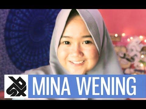 MINA WENING | Indonesian Female Beatbox