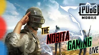 ||Nobita Gaming Live|| DAY 40 || STREAM DUSRE CHANNEL PE REDIRECT HO TO PLZZ GUYSS REFRESH KRO😅
