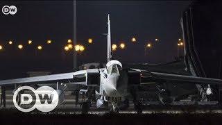 Удары по Сирии: как это было
