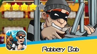 Robbery Bob Bonus 14 Walkthrough Prison Bob Recommend index four stars