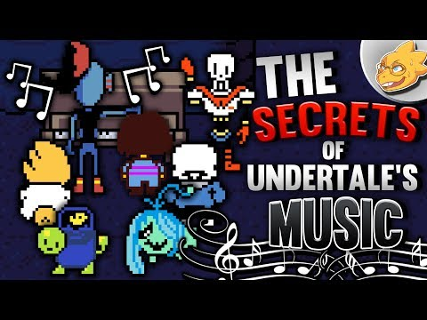 The Craziest Facts About MEGALOVANIA (And More!) You Never Knew! Undertale Theory And Trivia