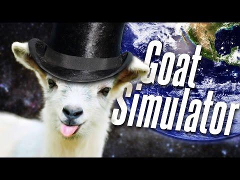 TOP HAT MILLIONAIRE | Goat Simulator Space DLC #3