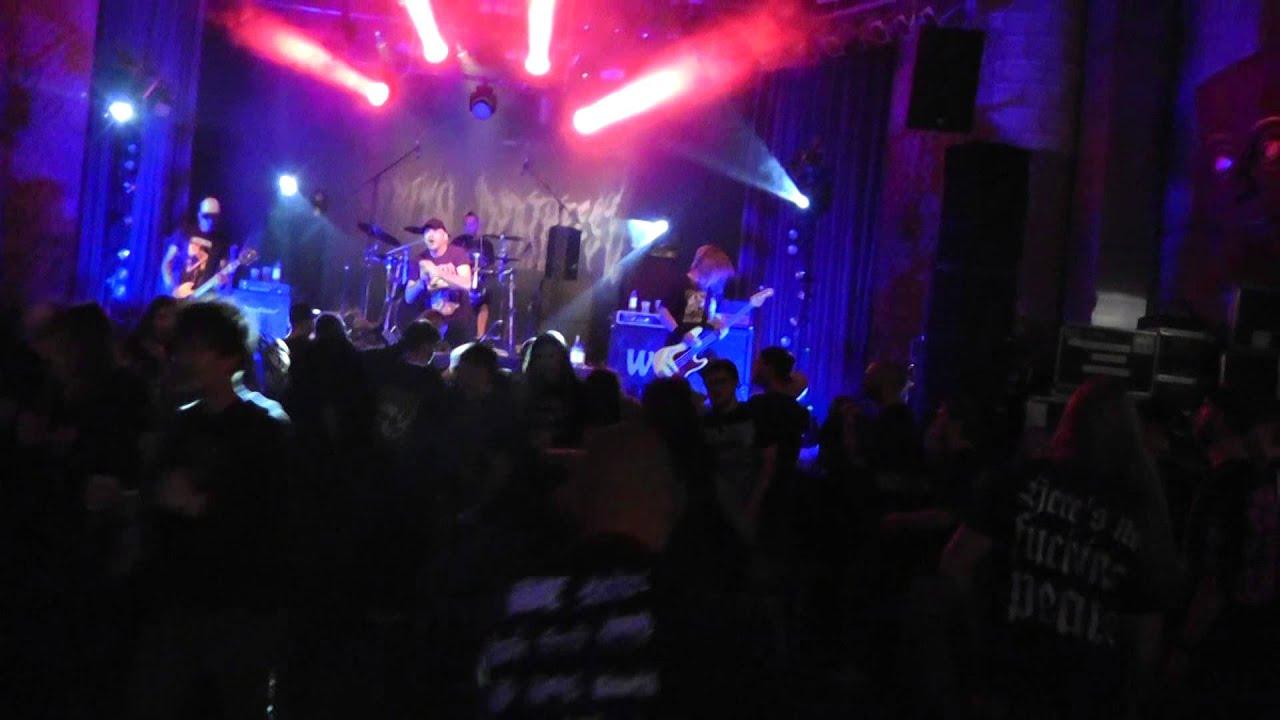 Rotten Sound live @ Berlin Deathfest 2014, HOF 23 - YouTube
