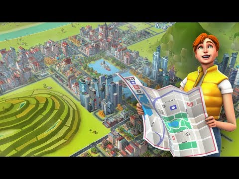 SimCity BuildIt: Regions Official Trailer