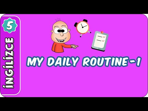 My Daily Routine-1