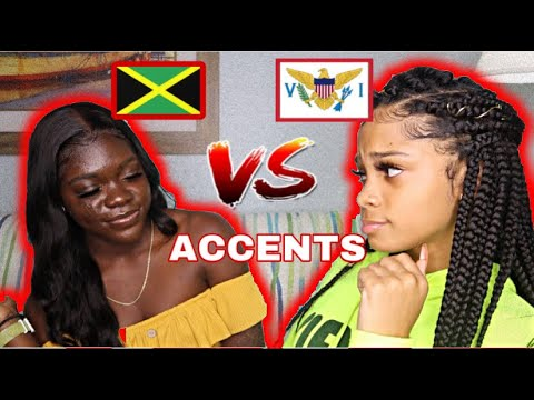 ACCENT TAG| Jamaican 🇯🇲   VS  Virgin Islands 🇻🇮ACCENT 😱🌴💦*WHO ACCENT SOUNDS BETTER ?*🤨