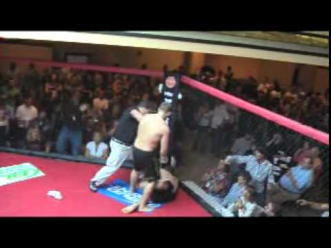 Donald Murphy vs Leftheriz Kiratzis CAGE ASSAULT