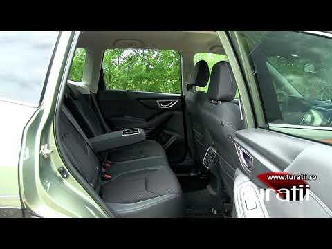 Subaru Forester 2.0l Hybrid e-Boxer CVT AWD video 3 of 5
