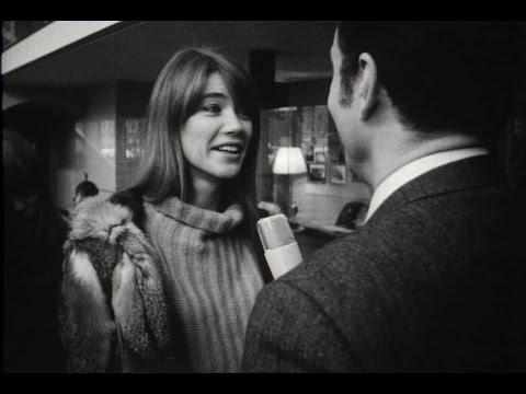 Françoise Hardy à Genève (1968)