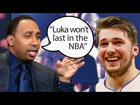What NBA Players And Analysts Said About Luka Doncic Before And After The Draft!