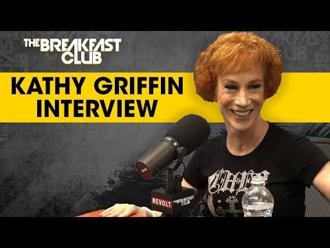 Kathy Griffin On Being Blacklisted, Les Moonves, Donald Trump and Her Comeback